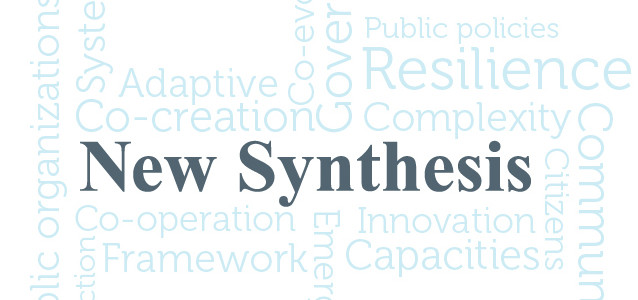 """The first phase of the New Synthesis Initiative led to the publication in 2011 of """"A New Synthesis of Public Administration: Serving in the 21st Century"""". Much has been learned since. The last five years have been used to test NS ideas in practice in a number of countries and in a diversity of domains of practice. It is time[…] Read more…"""