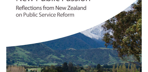 Quotes from an article entitled New Public Passion: Reflections from New Zealand on Public Service Reform by Ryan Orange, published in 2016 by UNDP Global Centre for Public Service Excellence.