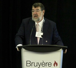 PGI Vice-President Michel Bilodeau facilitated a panel discussion on Medical Assistance in Dying as part of the Humanizing Health Care Conference held in Ottawa on October 18 to 20th.